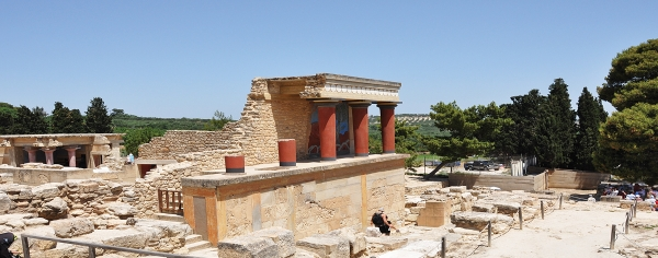 The Lost World of The Minoans