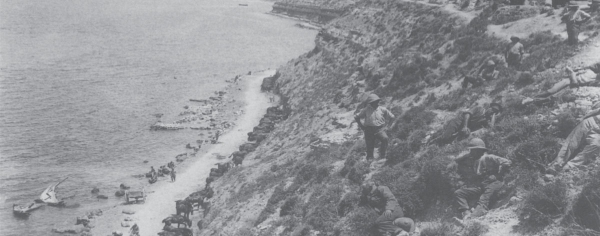 The Gallipoli Campaign