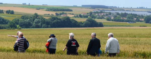 Walking The Somme
