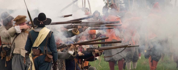 The English Civil War in The North