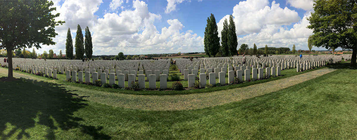 Walking The Ypres Salient