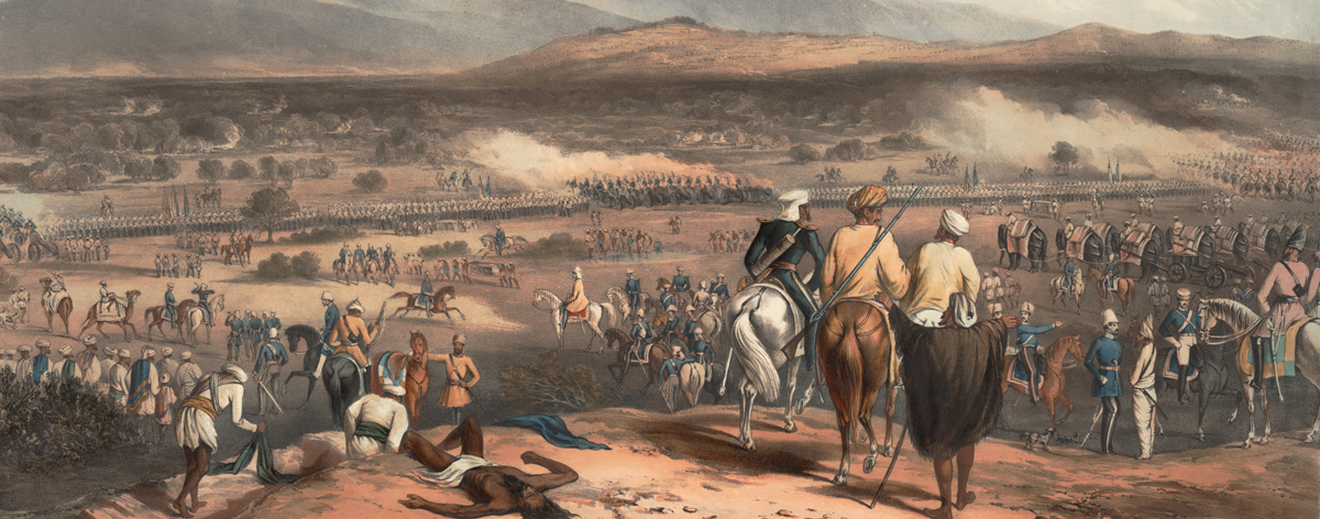 The First Sikh War 1845-46 and Indian Hill Stations