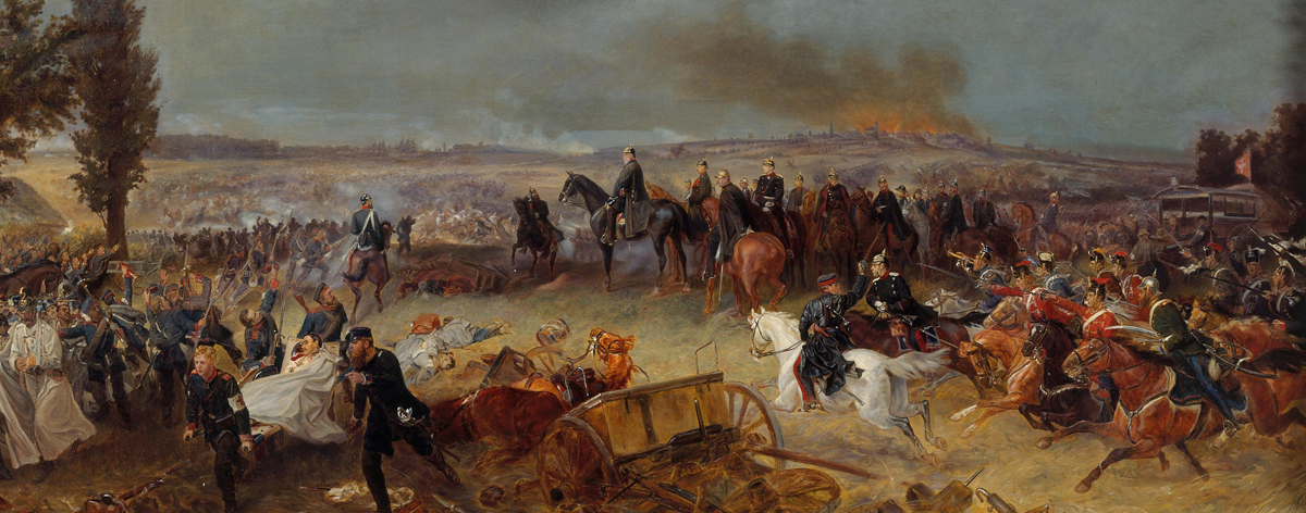 The Austro-Prussian War 1866