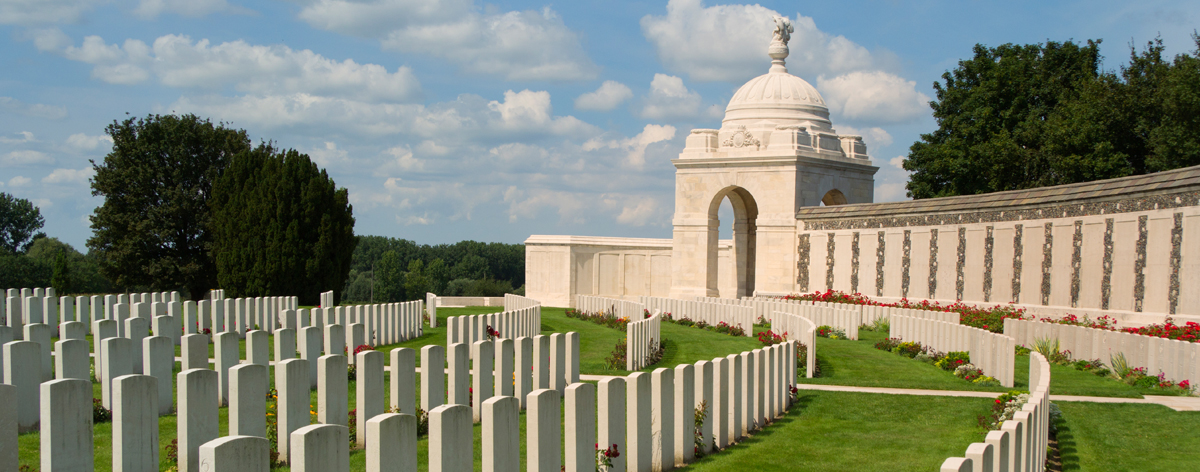 The Ypres Salient War Poets