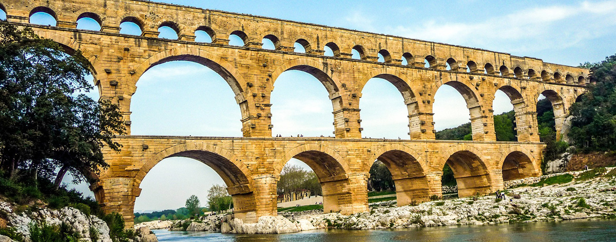 The Romans in Provence