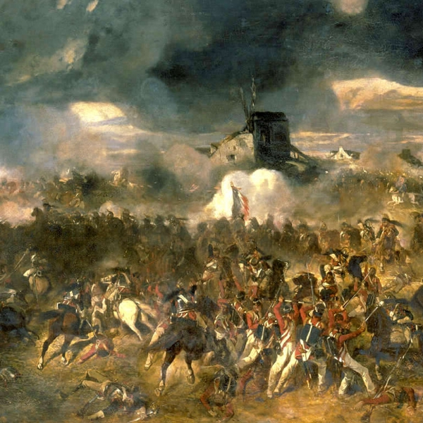 Was Napoleon's defeat at Waterloo caused by a volcanic eruption?