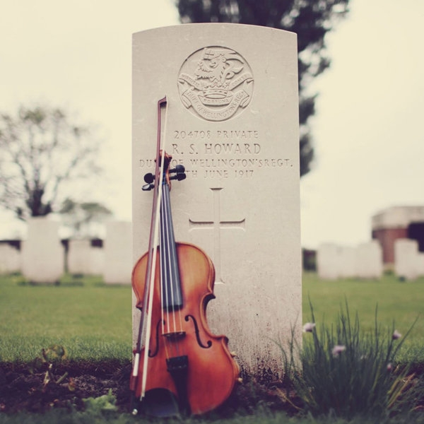 The Mystery of the Unfinished Violin
