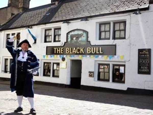 'Corporate Vandalism!' Local protest over proposed renovations to historic Yorkshire pub