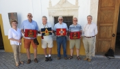 Chelsea Pensioners pay special visit to Elvas