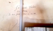 Graffiti left by soldiers just after D-Day uncovered