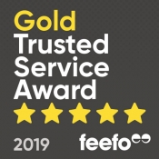 The Cultural Experience Receives Feefo Gold Trusted Service Award For 2nd Year In A Row