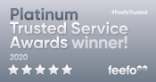 The Cultural Experience wins the Feefo Platinum Trusted Service Award