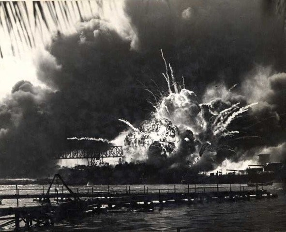 Amazing Images of Pearl Harbour