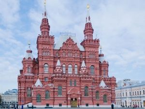 Hisorical Museum in Moscow