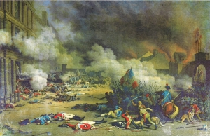 Attack on the Tuileries