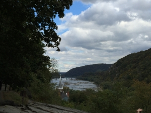 Classic View of Harpers Ferry