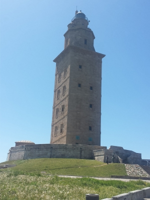 Hercules Tower La Corunna