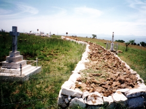 The Mass grave, Spion Kop