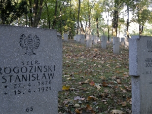 Graves From The Greater Poland Uprising, Poznan