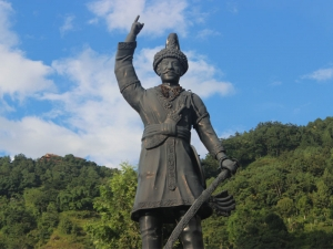 Prithvi Narayan Shah, The last King of Gorkha Kingdom
