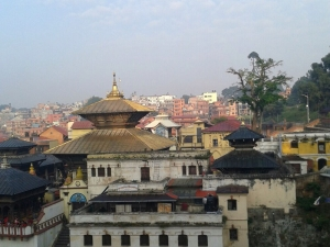 UNESCO temple complex at Pushupatinath