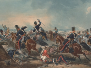 Light Dragoons at the Battle of Ferozeshah