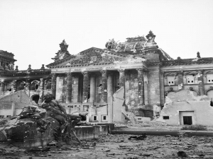 The Ruins of the Reichstag, 3 June 1945
