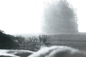Explosion on the Somme