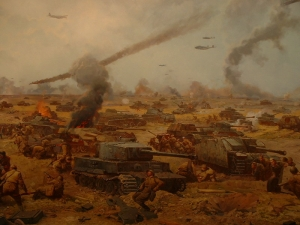 Battle of Kursk (GPW Museum Moscow)