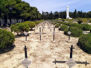 French Cemetery, Helles