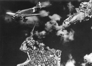 Italian bombing of the Grand Harbor