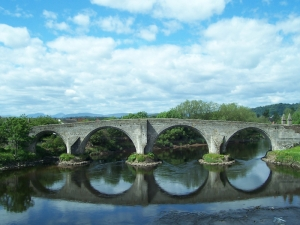 Stirling Bridge today