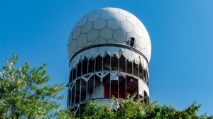 Radome of the former NSA listening station - Teufelsberg