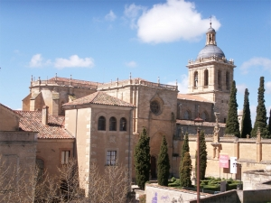 The Cathedral of Ciudad Rodrigo