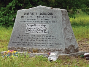 Robert Johnson Gravesite