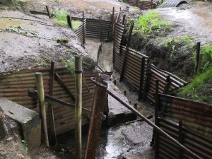 Sanctuary Wood trenches