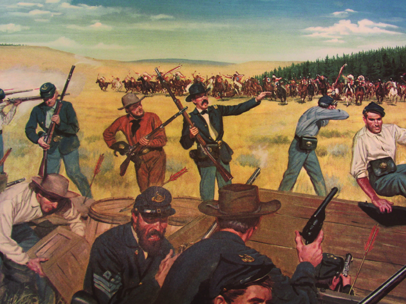 Custer & The Indian Wars Tour With Yelllowstone Park